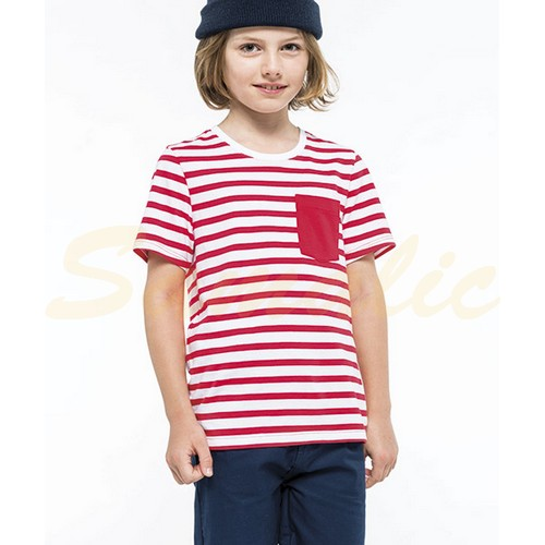 Camisetas serigrafiadas o estampadas niño